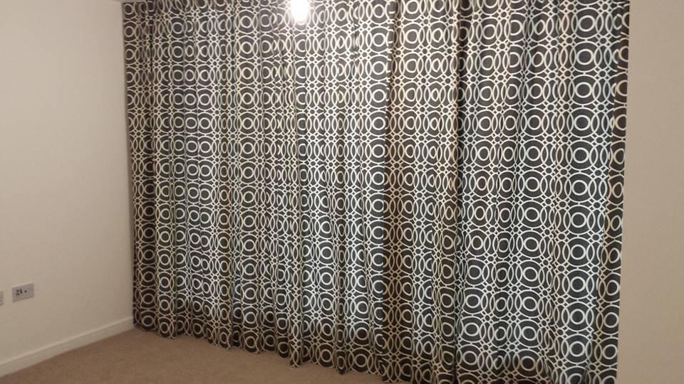 Motorized Curtains Dubai 5 Years Remote And Motor Warranty Curtain In Dubai